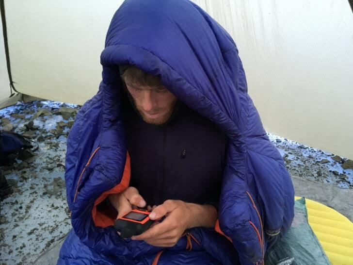 Patagonia 19 Degree Sleeping Bag 22 728x546