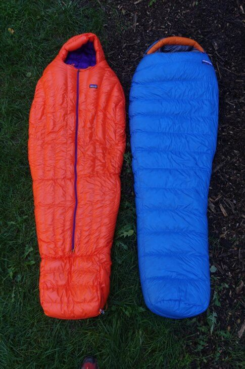 Patagonia 19 Degree Sleeping Bag01