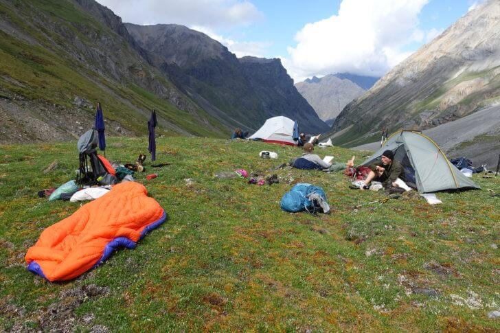 Patagonia 19 Degree Sleeping Bag04 728x485