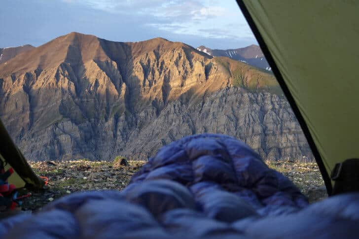 Patagonia 19 Degree Sleeping Bag06 728x485
