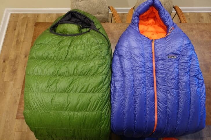 Patagonia 19 Degree Sleeping Bag07 728x485 1