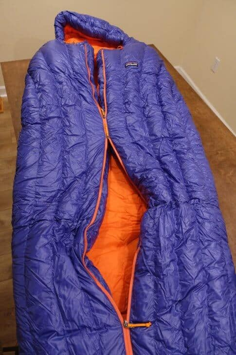 Patagonia 19 Degree Sleeping Bag13