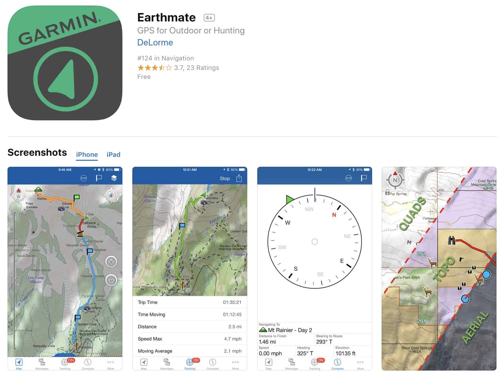 garmin earthmate app preview 1