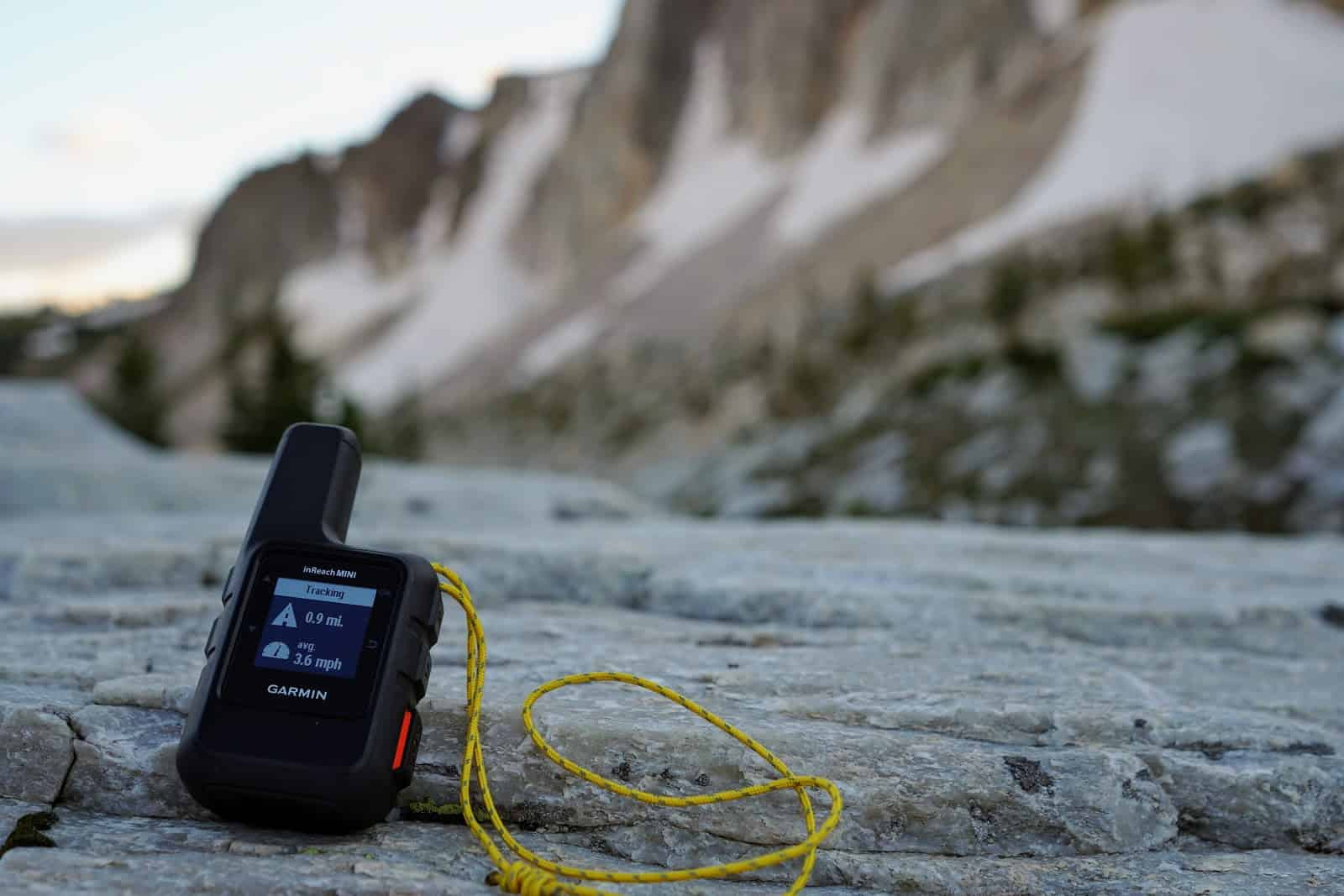 garmin inreach mini tracking 1