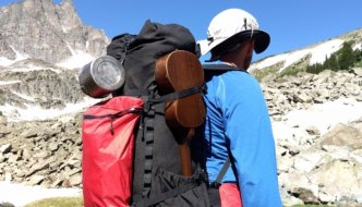 KS Ultralight Gear R-50 Backpack Review