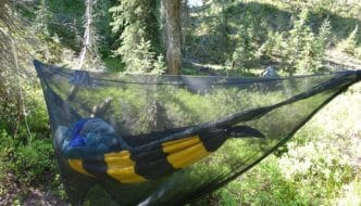 "<span class=""membersonly""></span> Butt in a Sling (BIAS) Hammock Review"