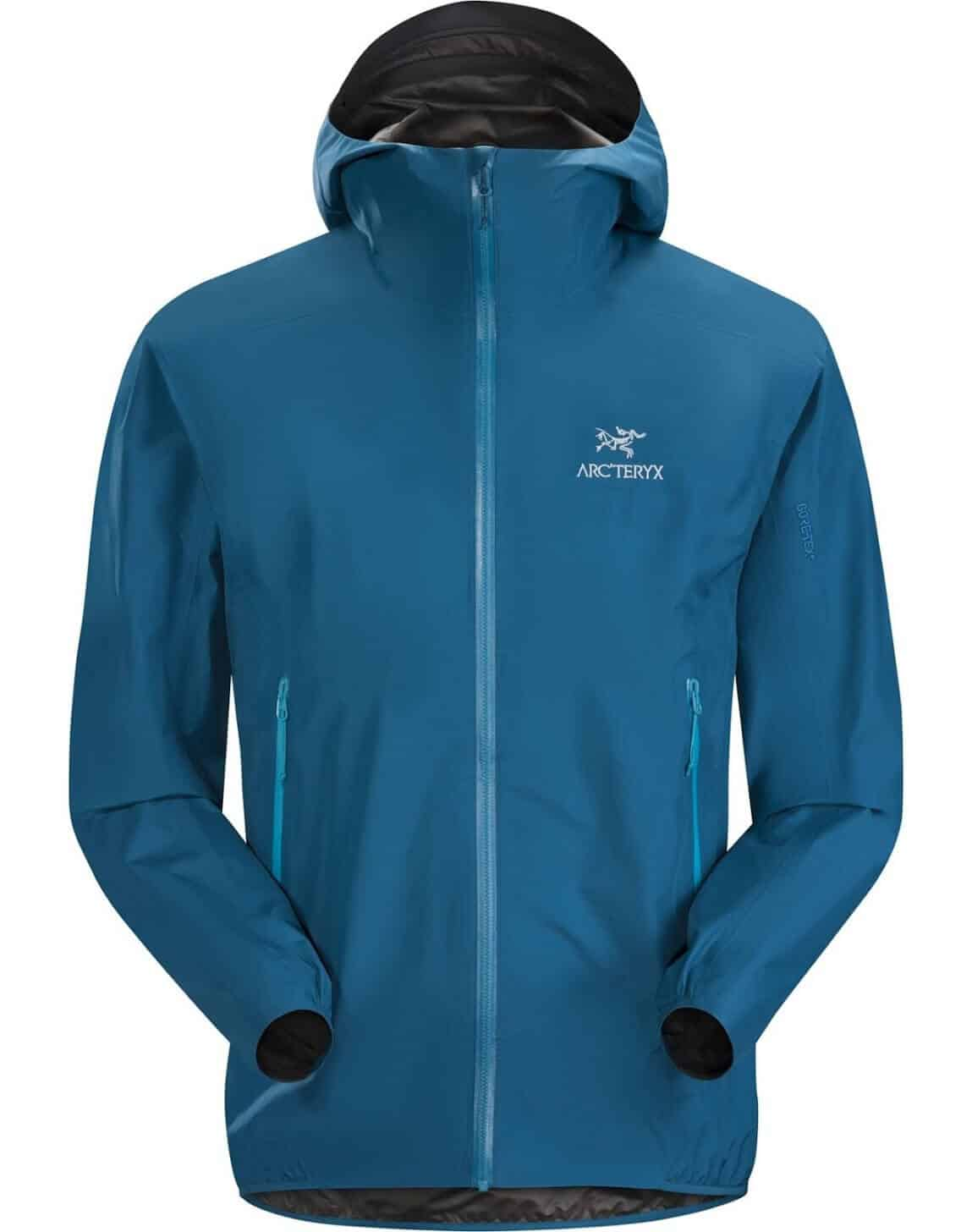 Arcteryx Zeta FL Jacket review