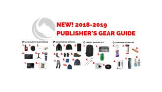 Publisher's Gear Guide (2018-2019)