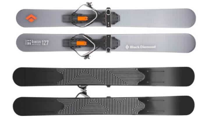 Black Diamond Glidelite Skis