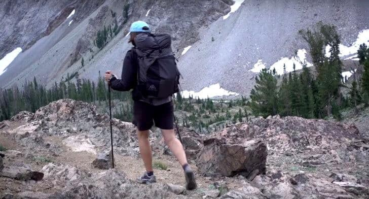 mytrail co backpacking light 70