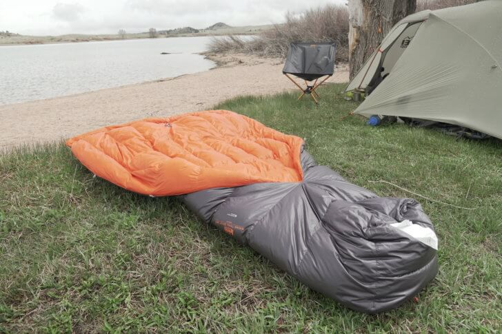 rei magma trail quilt review 1