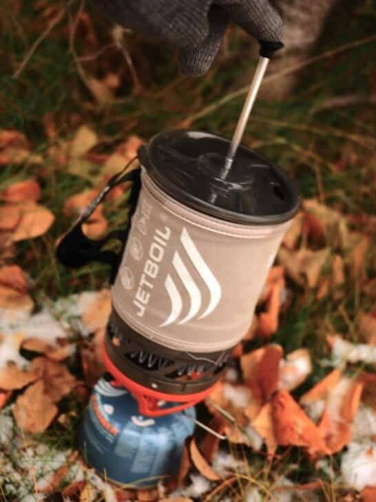 backcountry ultralight coffee jetboil press 1