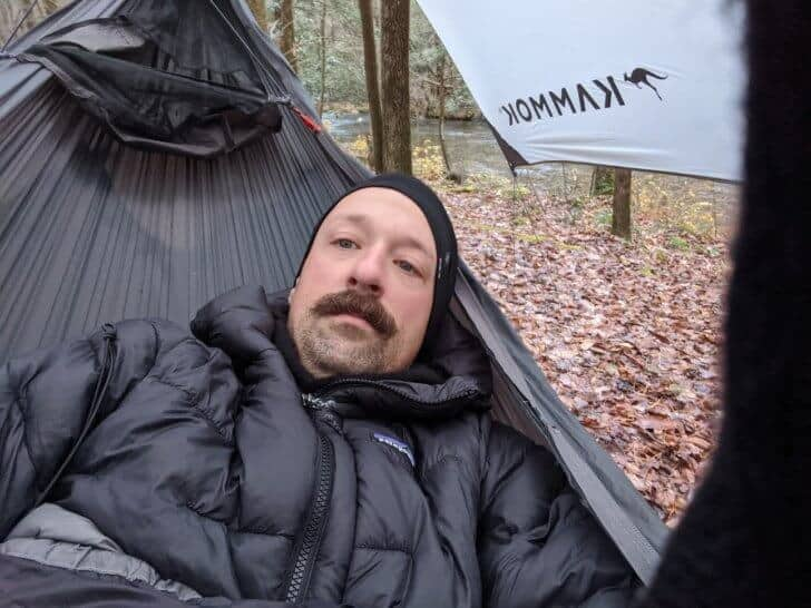 andrew marshall hammock 8