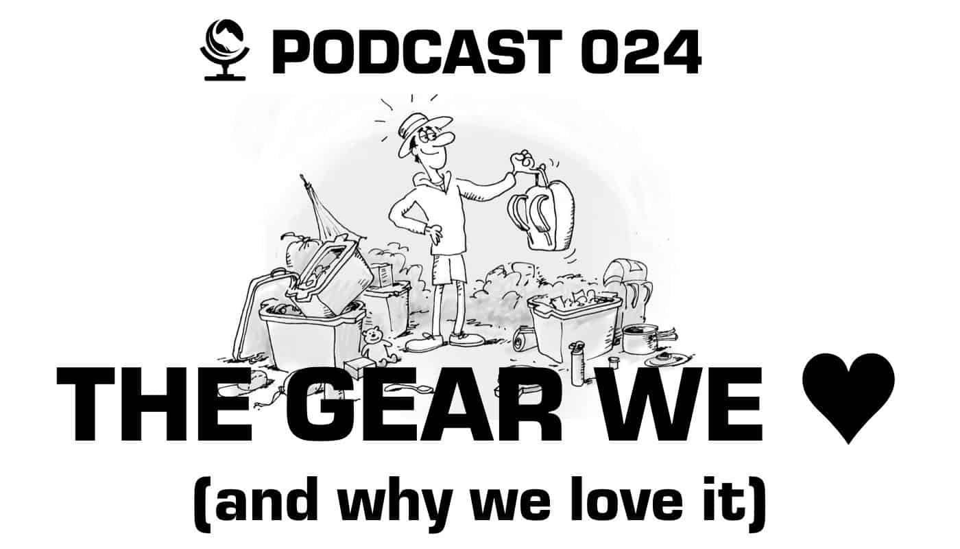 podcast the backpacking gear we love