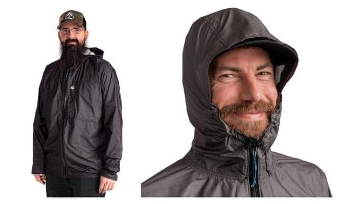 zpacks vertice rain jacket review