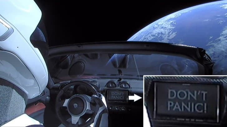 Dont panic SpaceX