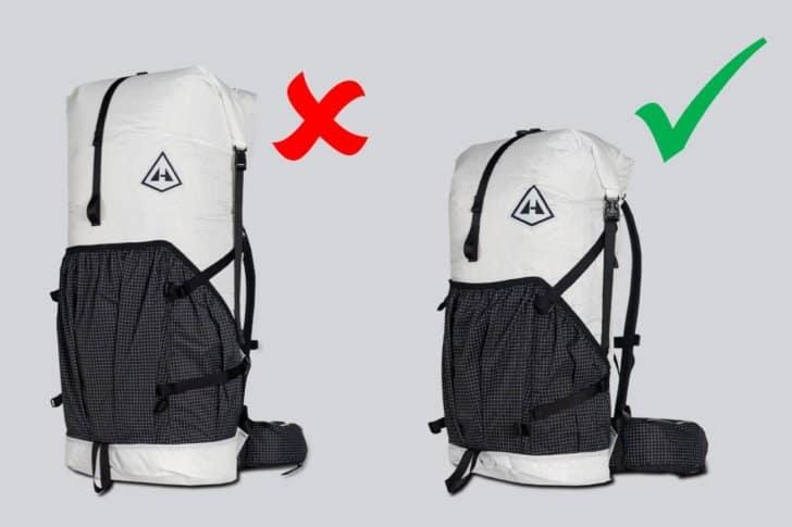 Smaller Pack