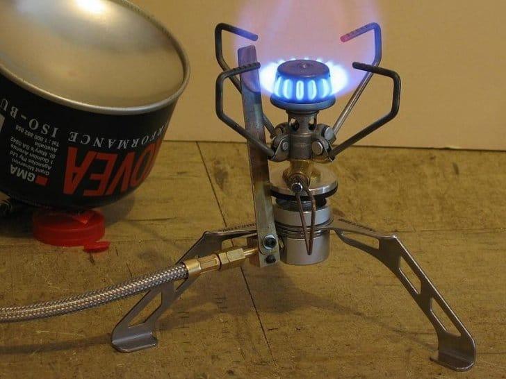 the brunton stove stand