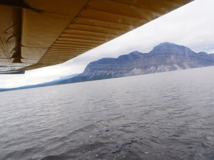 Nahanni River by Canoe: Landing on Little Doctor Lake