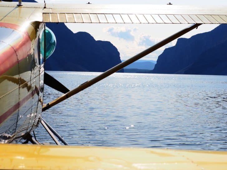 Nahanni River by Canoe: Boarding the Cessna