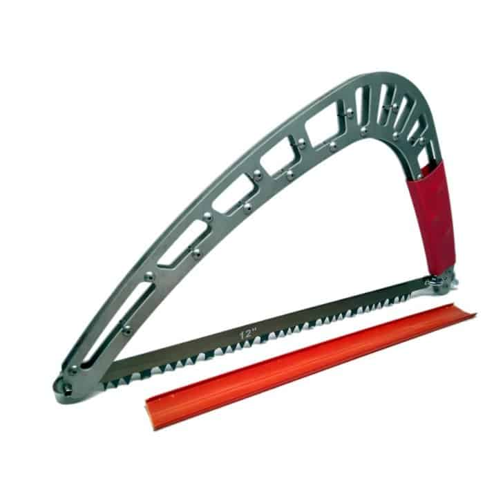 lightweight wood saws for backpacking: suluk46 uki buck saw