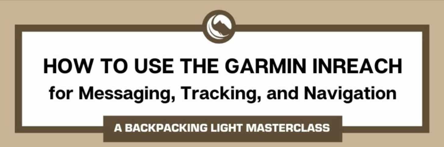 how to use the garmin inreach mini, explorer, gpsmap 66i