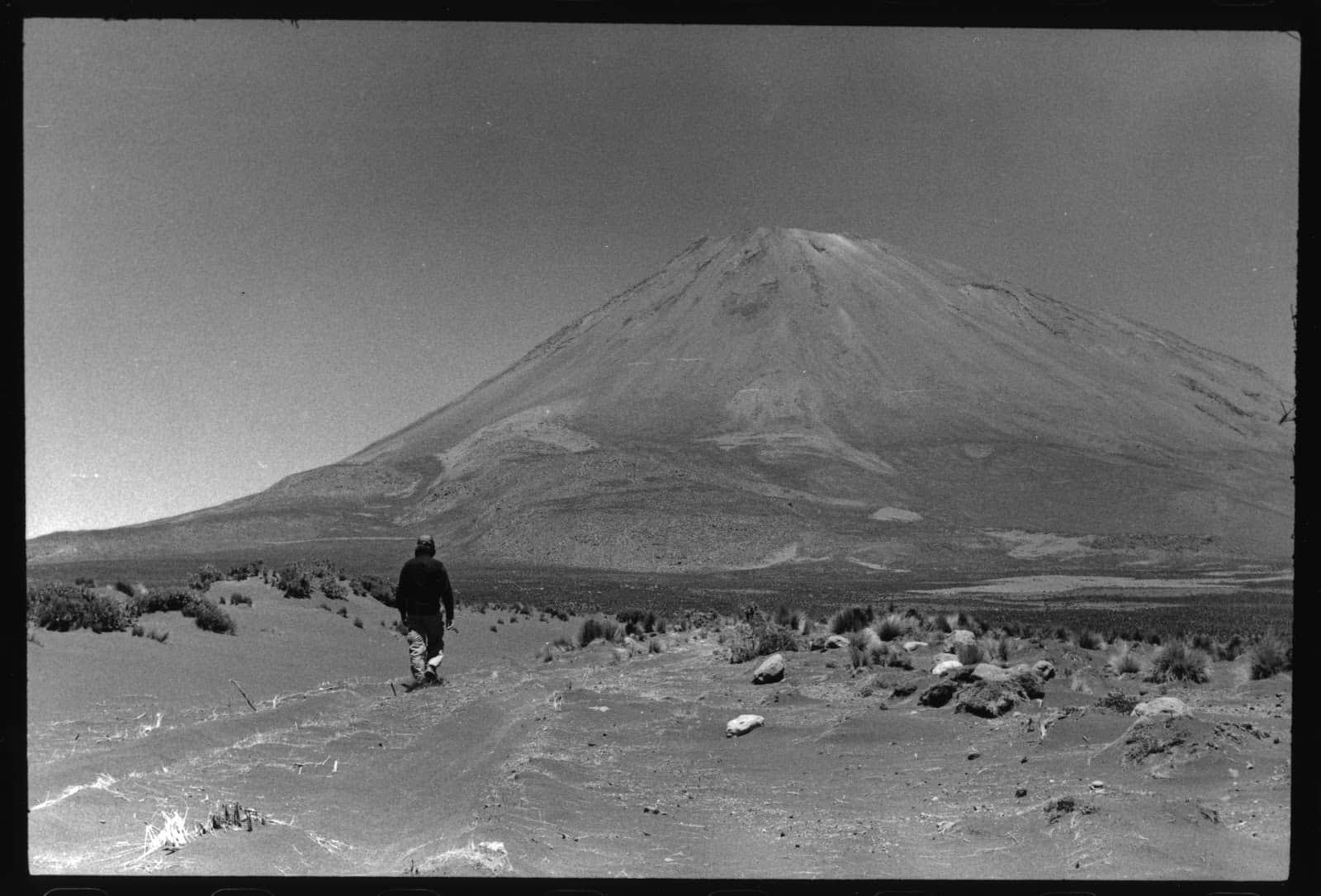 summiting misti the challenges of high altitude hiking: Misti