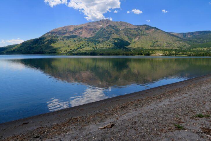 Hiking the Yellowstone Caldera Loop: IMG 0067