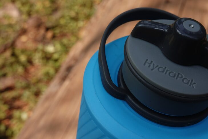 HydraPak Flux 1L review: Flux Water Bottle