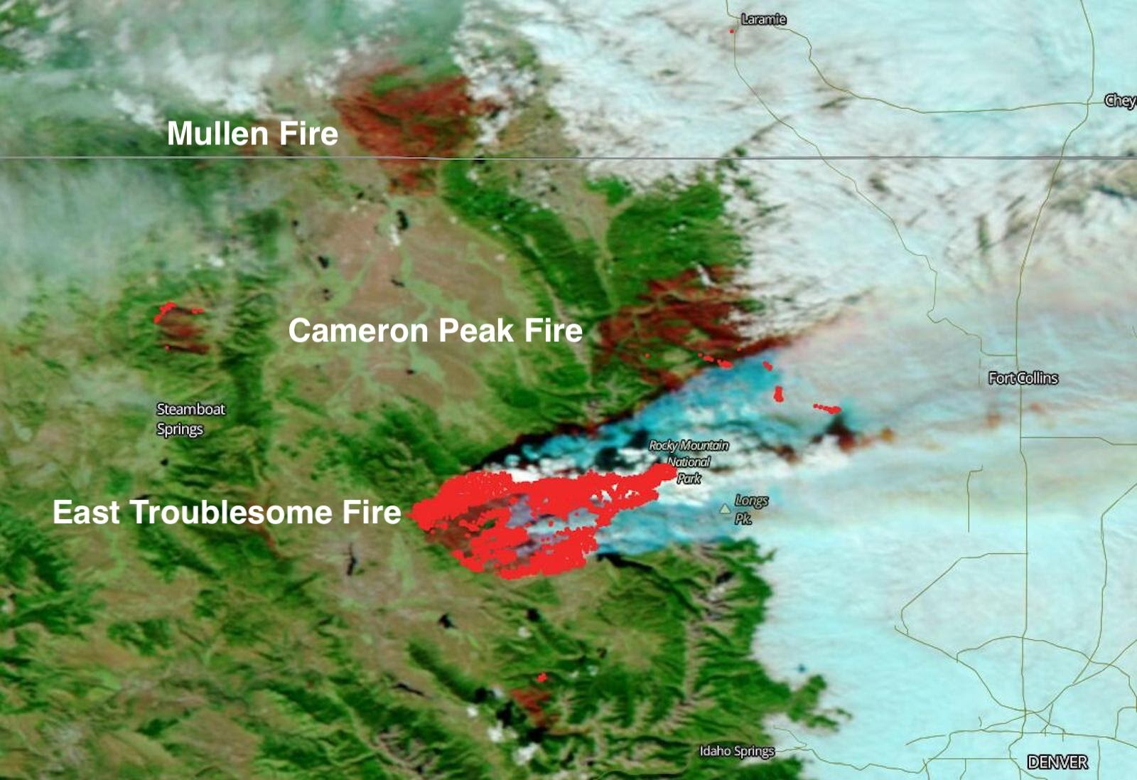 Colorado fire red annotated