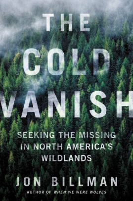 The Cold Vanish Cover