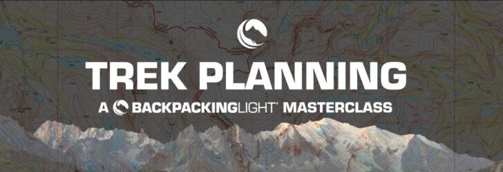 trek planning masterclass title image