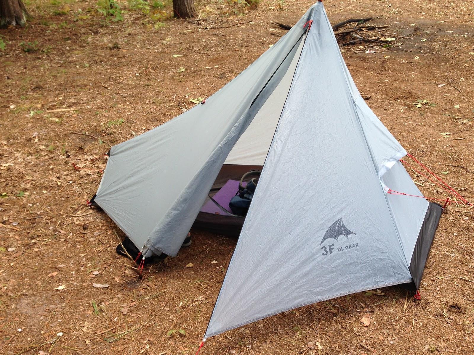 tarp style tent