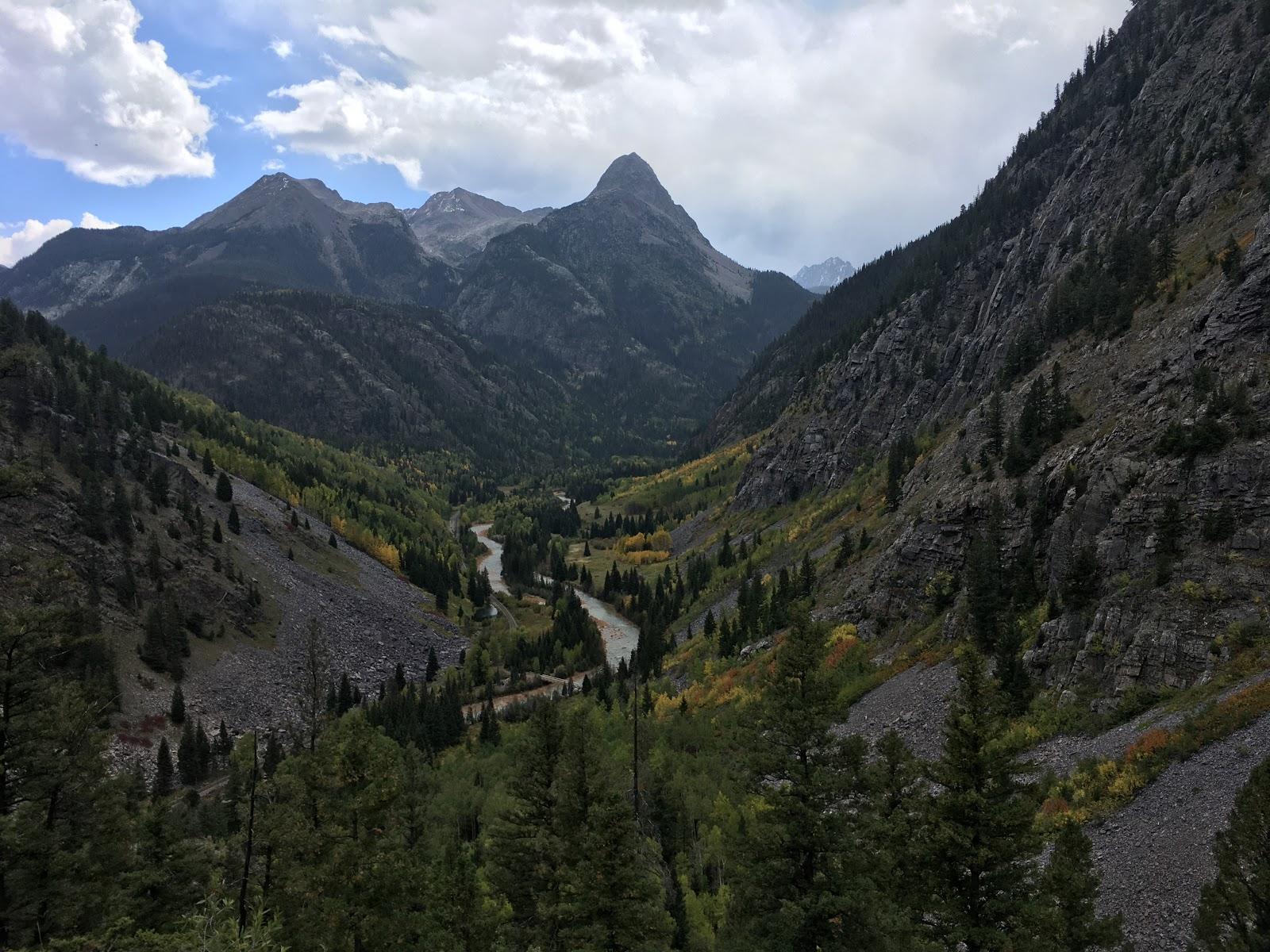 the Animas River Valley
