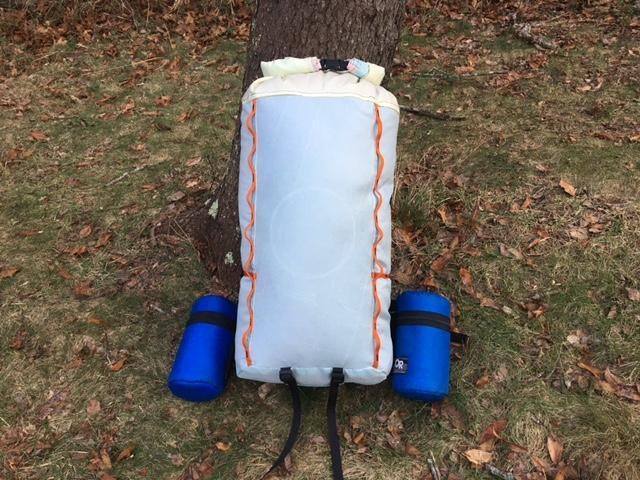Frontside of the Airbag Pack