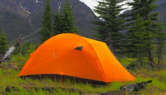 nemo kunai 2p tent at corona creek