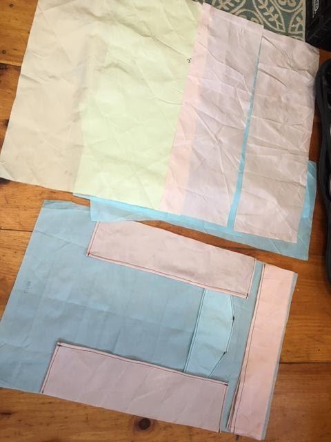 Airbag fabric