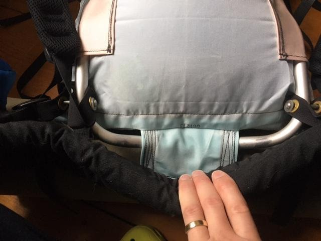 Frame of the Airbag Pack