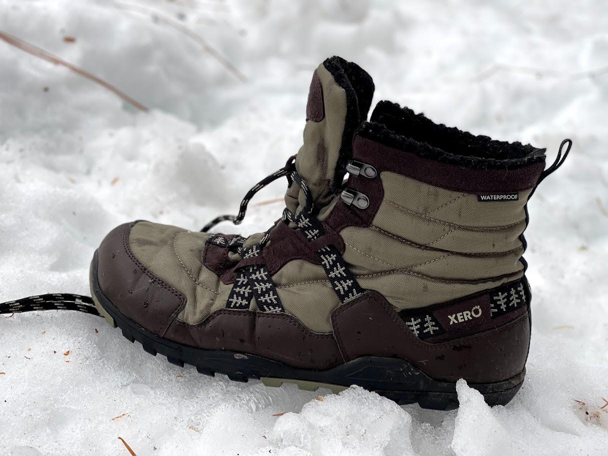 Xero Shoes Alpine Snow Boot side view