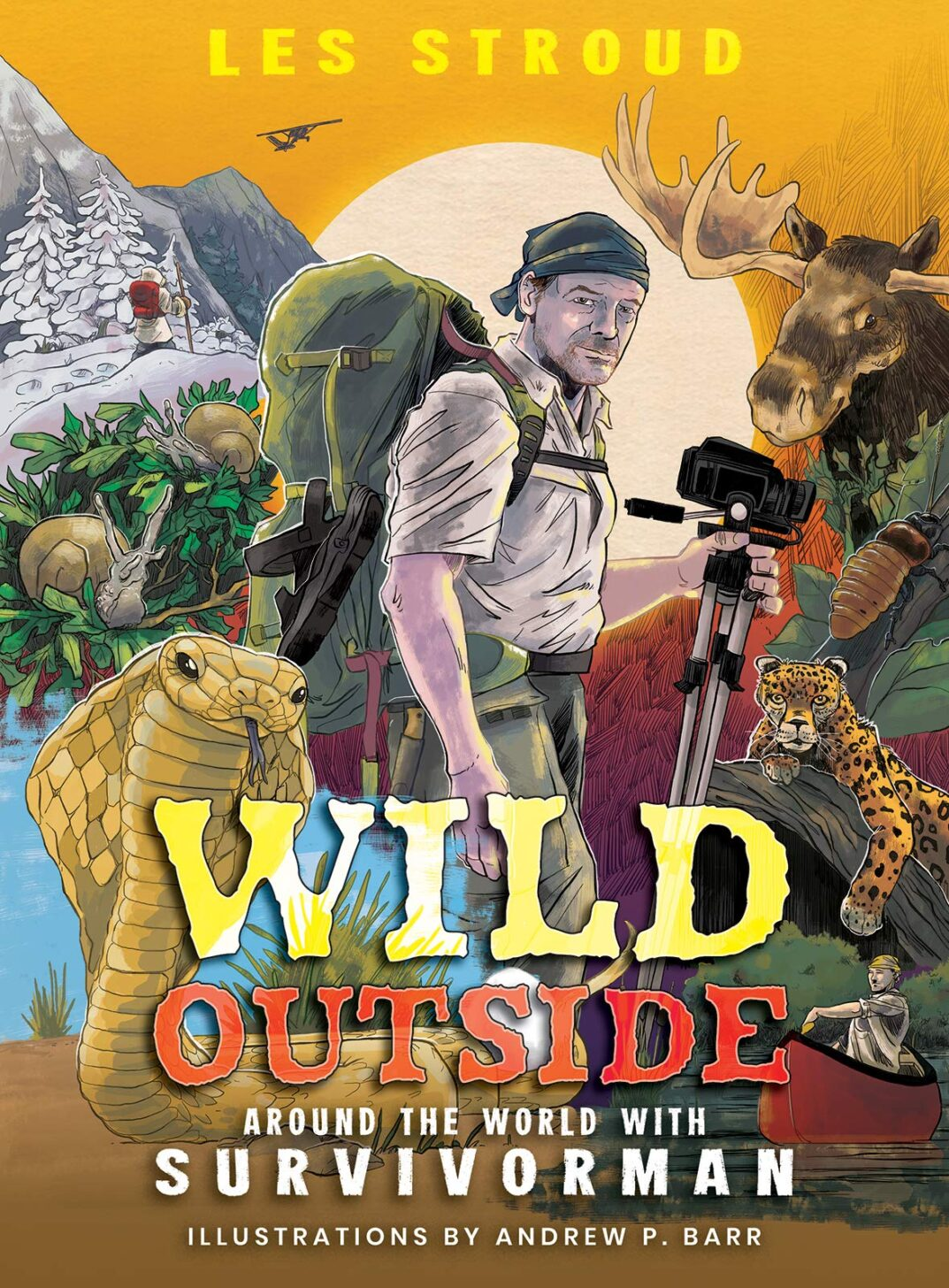 wild outside cover