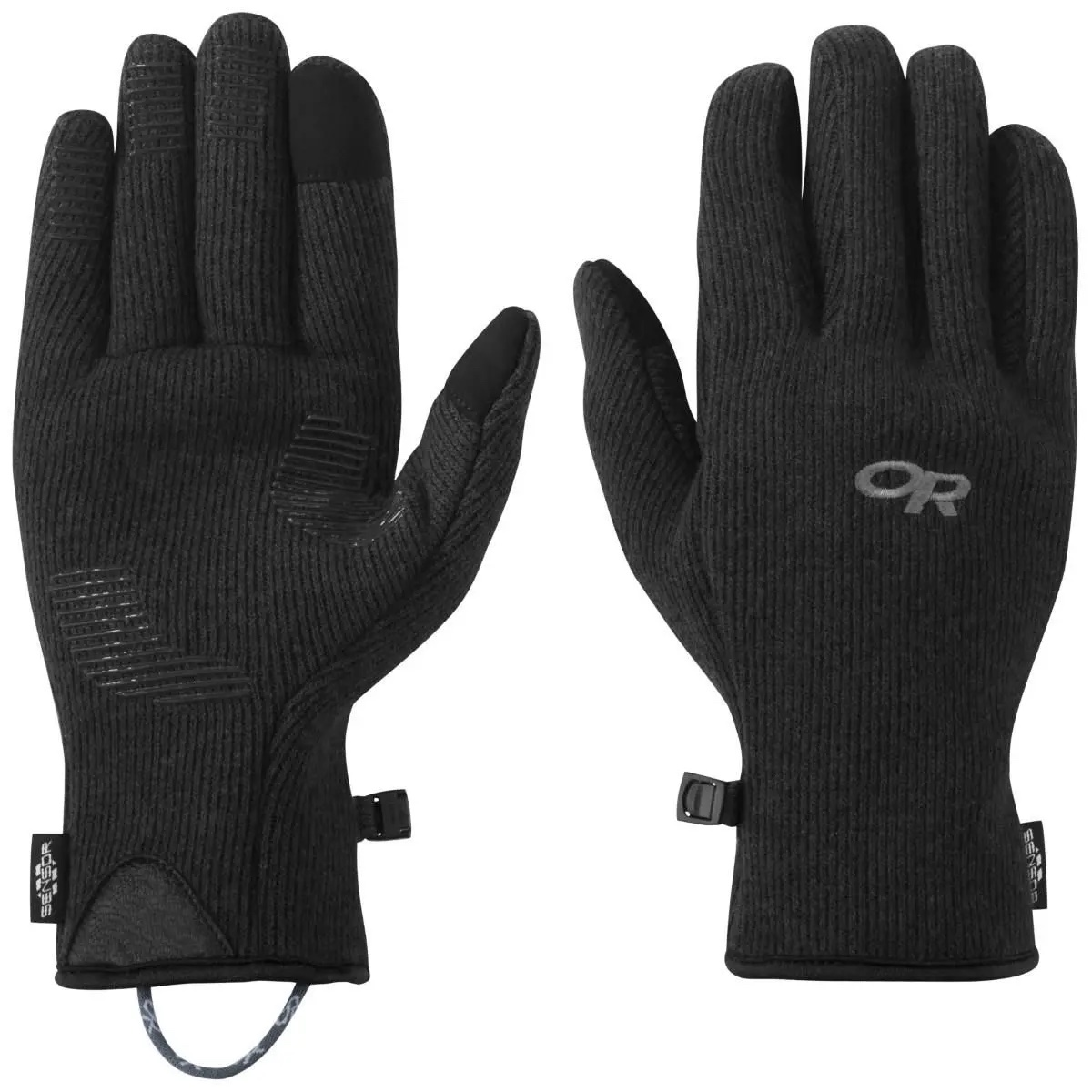 Outdoor Research Flurry Sensor Gloves stock image