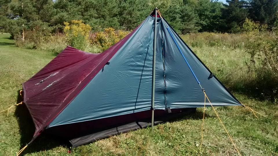 Fs Diy 1 5 Person Tarptent Based On Henry Shire Design