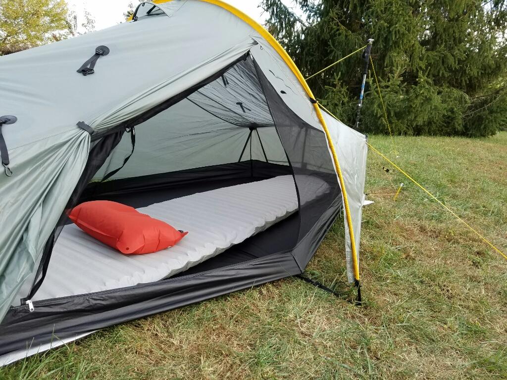 @endthestate & Tricks for setting up tyvek groundsheets under tents - Backpacking ...