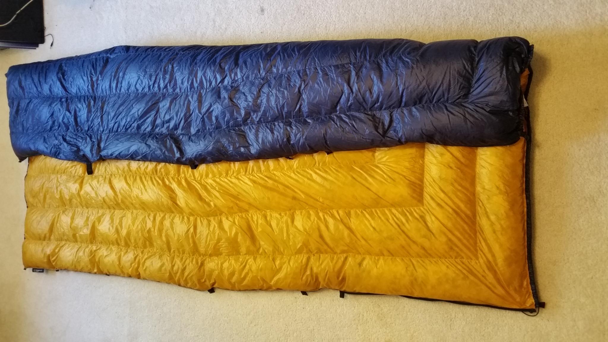 Condom Sleeping Bag