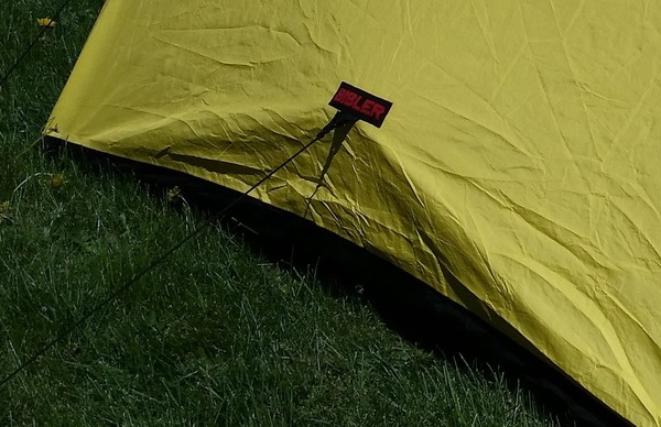 No mold mildew or floor delamination. Used 3 times on snow. If your looking for one of these this is as good as can be found. Asking $500.00. & FS: Original Bibler I Tent - Backpacking Light