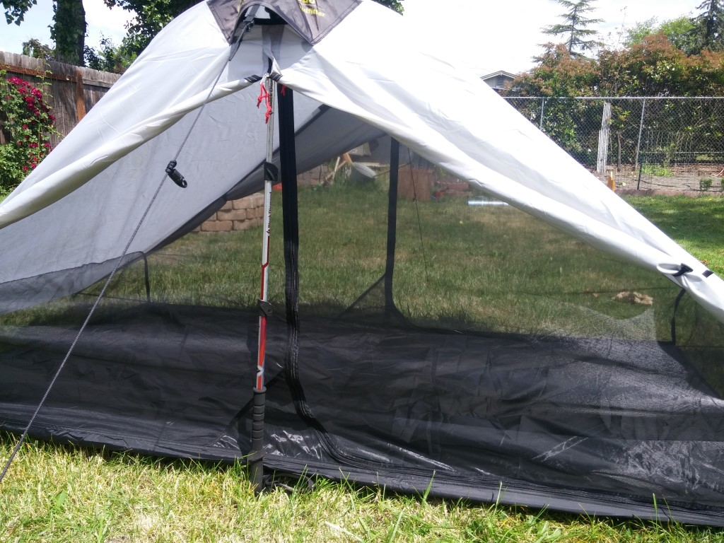 Trek poles not includedu2026 & SOLD: SMD Lunar Duo Outfitter - Backpacking Light