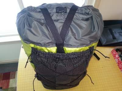 Myog Hyper D 300 Dyneema X Backpack Backpacking Light