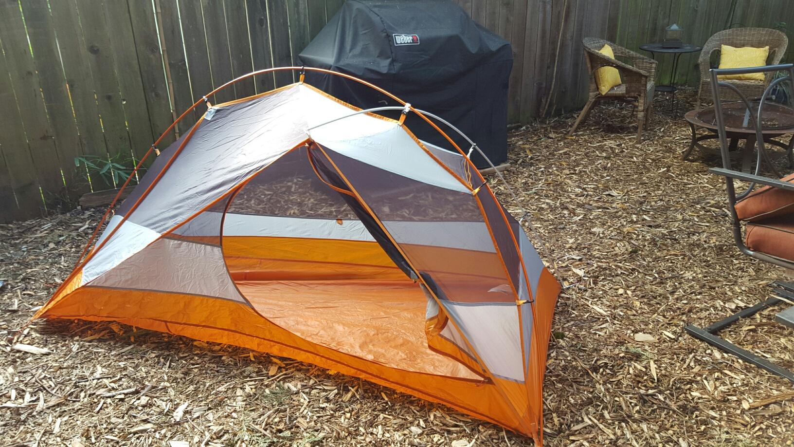 FS REI Quarter Dome 1P tent & FS: REI Quarter Dome 1P tent - Backpacking Light