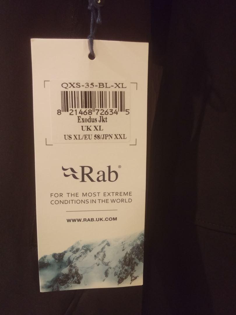Men's exodus jacket -  Div Span Style Font Family Arial Font Size Small Span Div Div Span Style Font Family Arial Font Size Small The Rab Men S Exodus Jacket