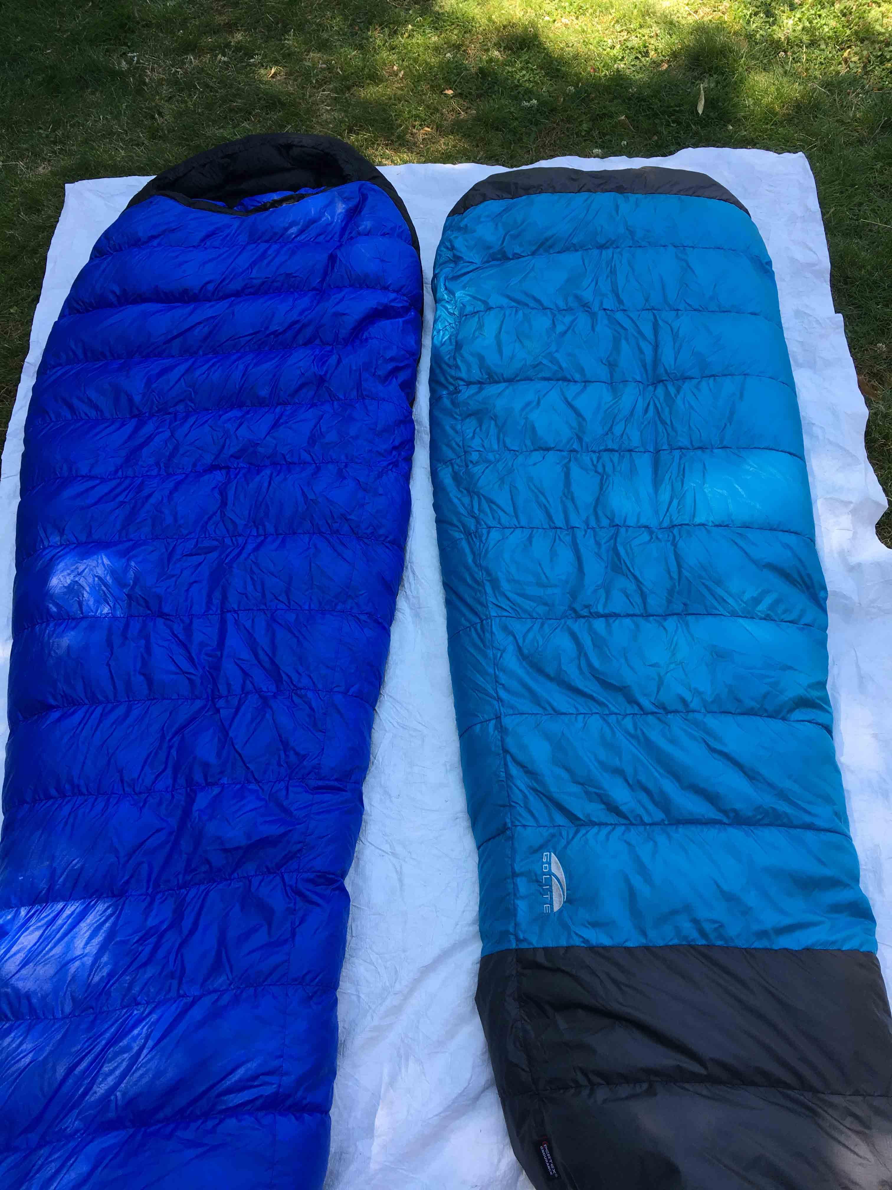 FS: Golite Ultra 20 Quilt - original - Backpacking Light : golite down quilt - Adamdwight.com